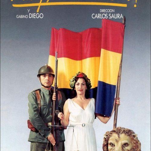 Affiche du film de Carlos Saura.
