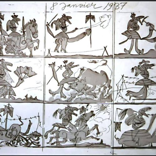 Picasso - Songe et mensonges de Franco - 2.
